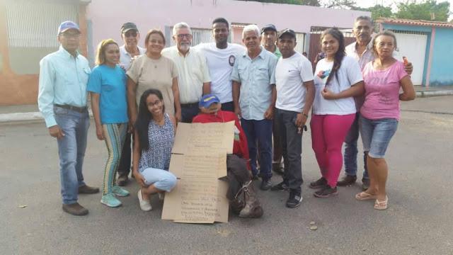 """APURE:  Quemaron en varios sectores a Judas el """"Usurpador"""" en San Fernando. FOTO/VIDEO."""