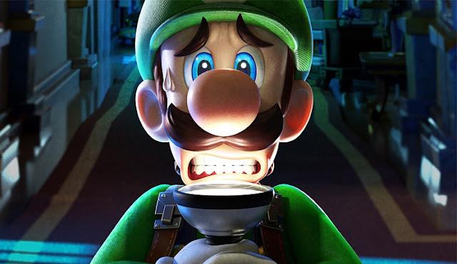BGS 2019: Luigi's Mansion 3 (Switch) promete muitos quebra-cabeças e ação fantasmagórica