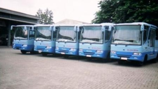 Mudik Gratis, Kemenhub Sediakan 11 Unit Bus untuk Perantau Minang di Jakarta