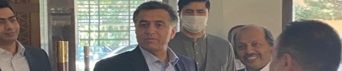 Pakistan ISI Chief Visits Kabul As Taliban Struggle To Form New Government