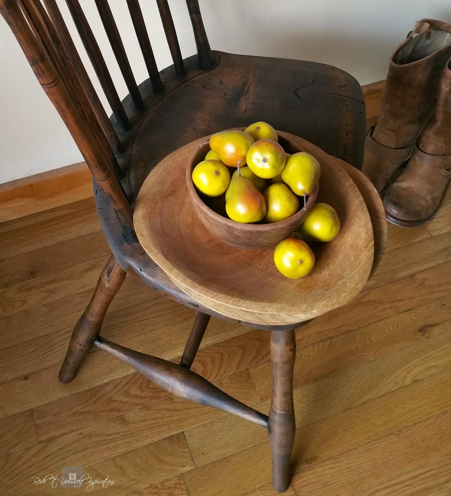 Antique Chair Revival