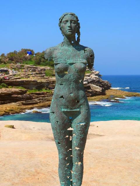 Kore Awakening Sculpture by the Sea