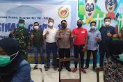 Antusiasme Masyarakat Kota Mataram terhadap Vaksin