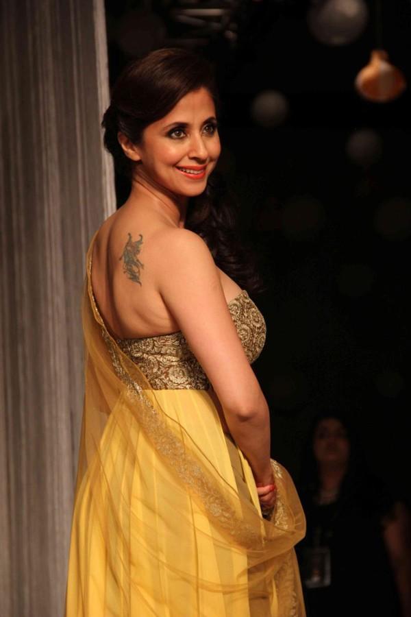 Urmila Matondkar At Lakme Fashion Week Day 1, Mumbai-6094