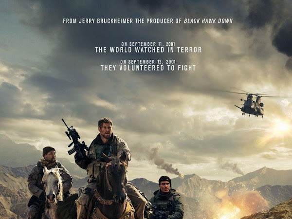 12 Strong Movie Giveaway