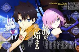 Download [Anime OST] Fate/Grand Order: Zettai Majuu Sensen Babylonia (Opening & Ending) [Completed]