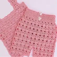 Conjunto a Crochet