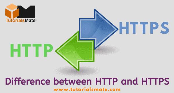 HTTP Vs HTTPS