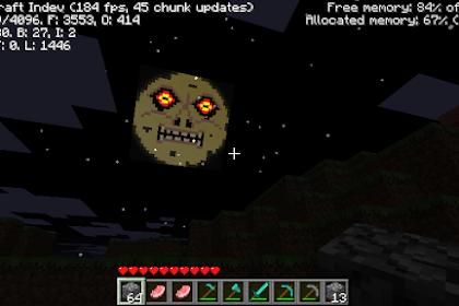 Lunar Minecraft Creepypasta
