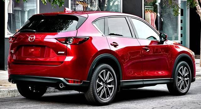 Mazda CX-5 2018: características generales y especificaciones técnicas