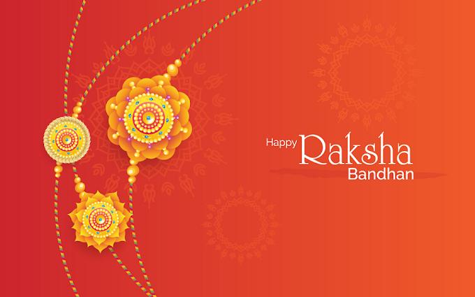 Raksha Bandhan Wishes, Quotes, Raksha Bandhan Status, Messages in Hindi.