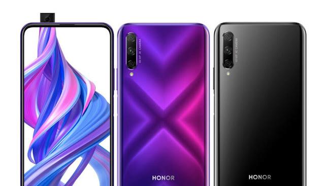 مواصفات وسعر Honor 9X Pro