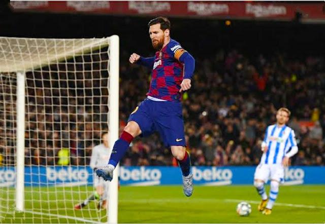 Barcelona Berhasil Mengalahkan Real Sociedad Dengan Skor 1-0