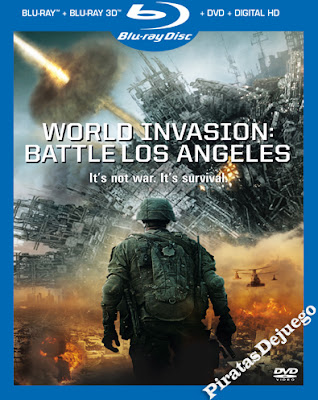 Battle: Los Angeles (2011) HD 1080P Latino