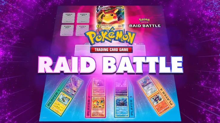Pokémon TCG Raid Battle