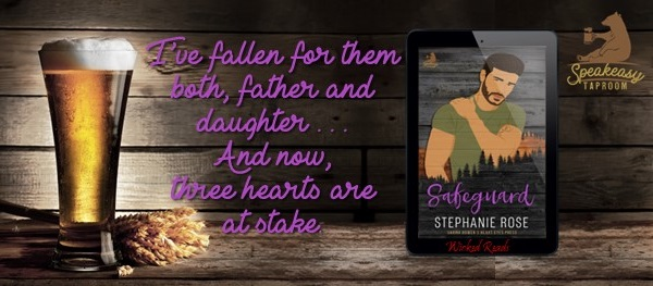 I've fallen for them both, father and daughter… And now, three hearts are at stake.