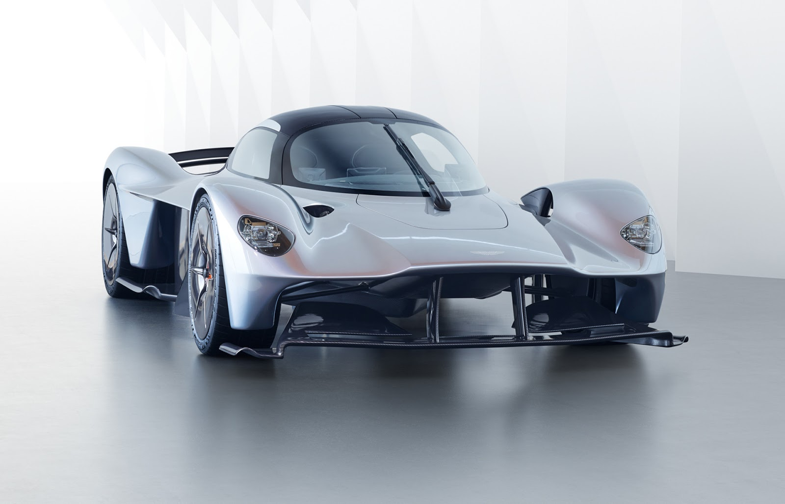 Aston Martin Valkyrie: $3.2 Million
