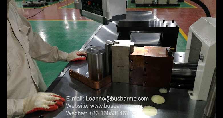 busbar machine cnc