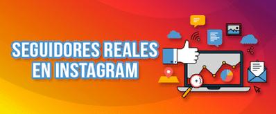 Seguidores reales de Instagram