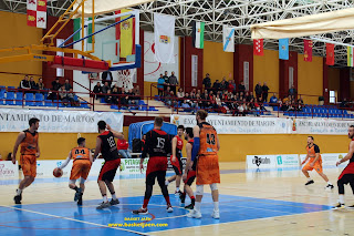 Importante triunfo cazorleño y derrotas en casa del CB Andújar y CB Martos ante fuertes rivales