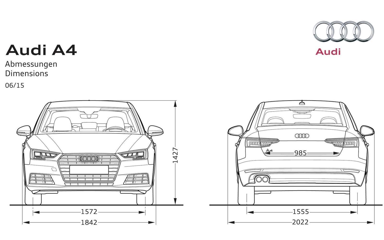 Jornal Ponto Com Novo Audi A4 Fotos Videos E