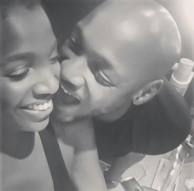 I'll be eternally yours-Annie Idibia goes all romantic to celebrate Tuface birthday