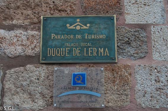 Parador de turismo Palacio ducal Duque de Lerma