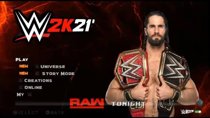 WWE 2K21 ISO File PSP – PPSSPP Android Download
