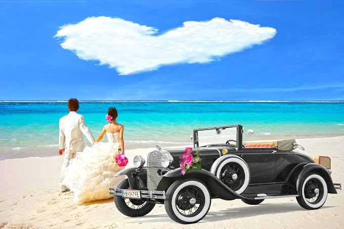 Top 4 Romantic Destinations For Your Honeymoon