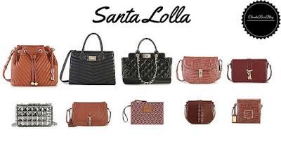 Marca de Bolsas Femininas Santa Lolla