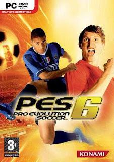 Tải Game Pro Evolution Soccer PES 6 Việt Hóa