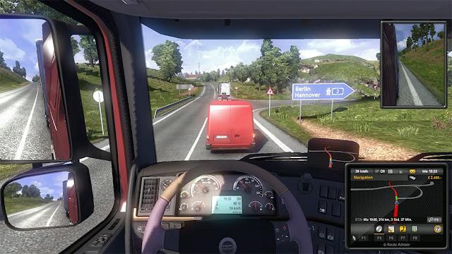 Imagem Euro Truck Simulator 2 PC