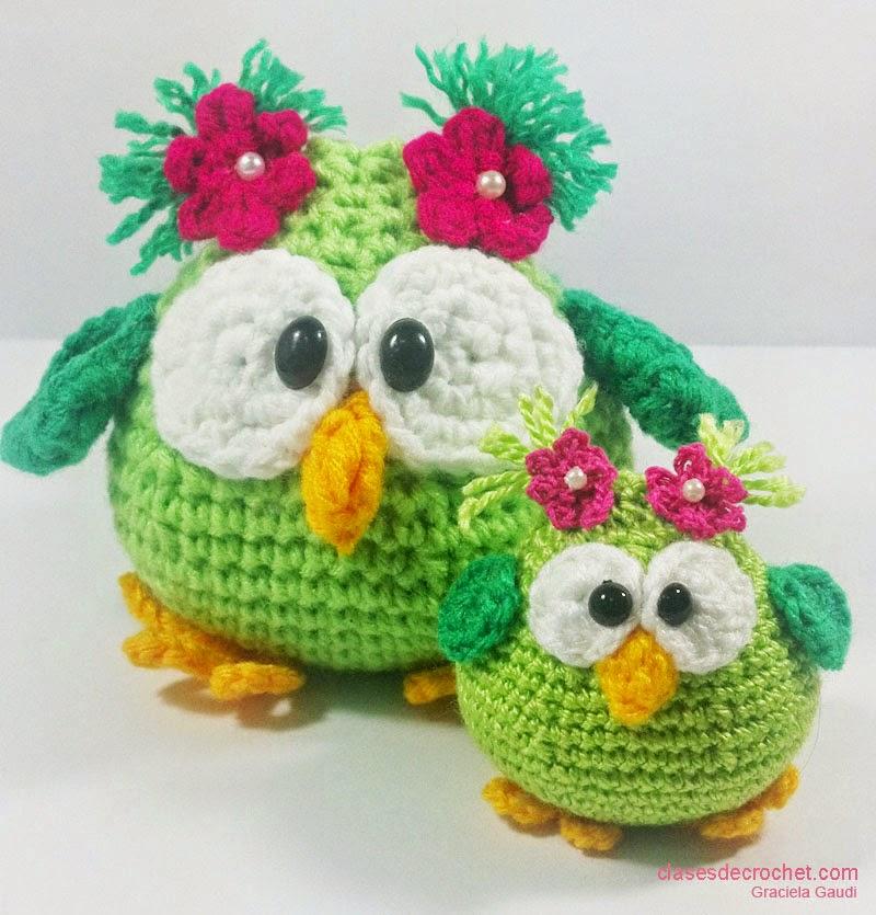 clases crochet, ganchillos, patrones paso a paso