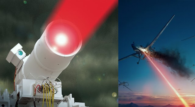 Directed Energy Weapons (DEW): High-performance Military Weapons of the Future Space Warfare