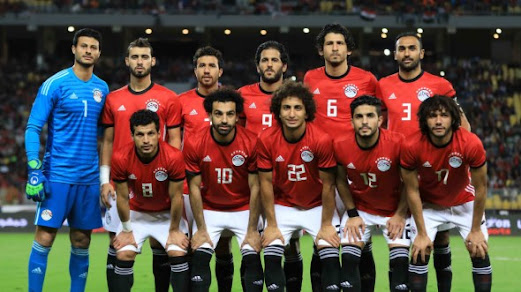 موعد مباراة مصر و ليبيريا من مباراة ودية
