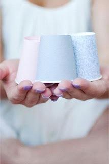 Cara Membuat Kerajinan Tangan Yang Mudah, Lampu Gelas Plastik 6