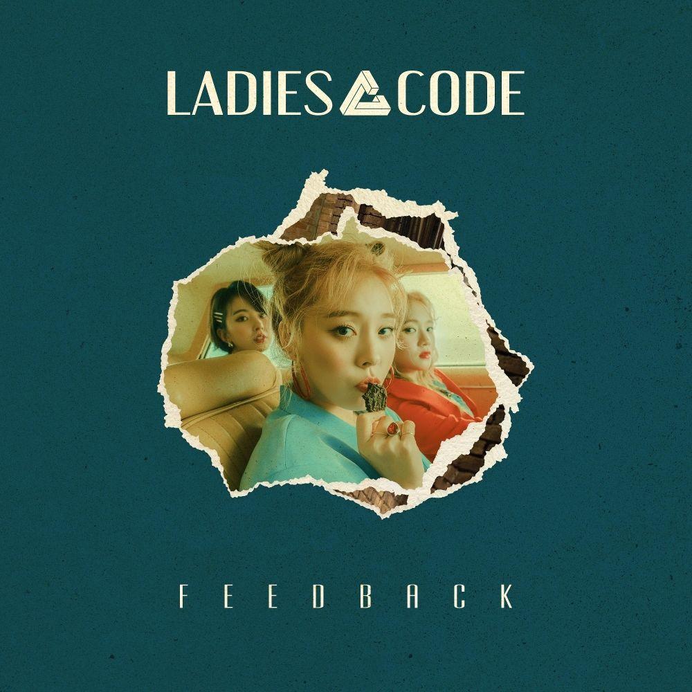 LADIES' CODE – FEEDBACK – Single (ITUNES MATCH AAC M4A)