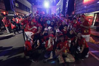 Volunteer street crew ENNICHISAI 2019