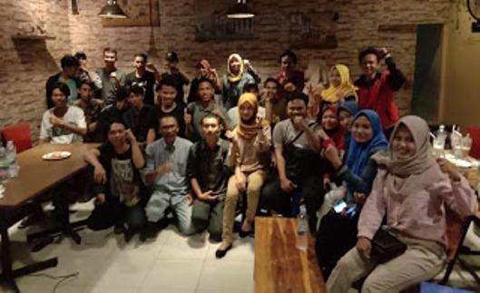 """Mahasiswa Kepulauan, Silaturahmi """"Kawan Kita"""" di Warkop Tanadoang"""