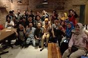 """Mahasiswa Kepulauan Silaturahmi """"Kawan Kita"""" di Warkop Tanadoang"""