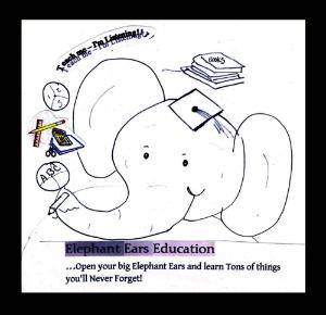 How To Draw Elephant Ears