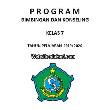 Dapatkan materi bimbingan konseling kelas 9 smp / mts untuk semester 1 dan. Program Bk Smp Mts Kurikulum 2013 Revisi 2019 2020 Websiteedukasi Com
