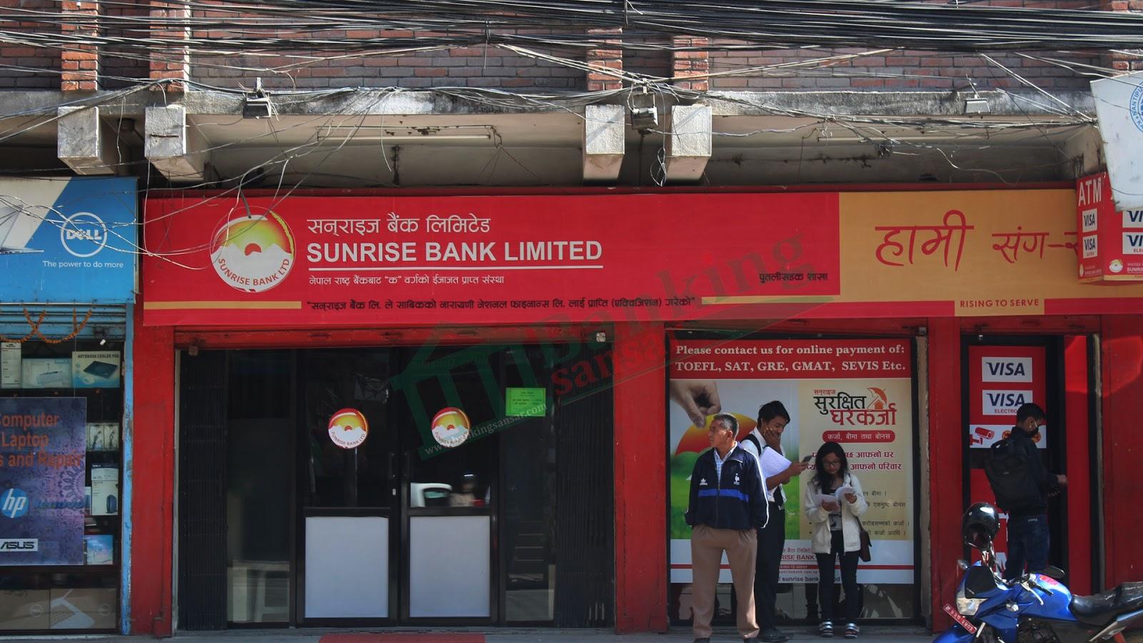 Sunrise Bank