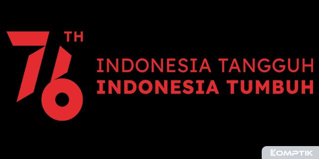 Setneg Umumkan Logo 76 Tahun Indonesia Merdeka