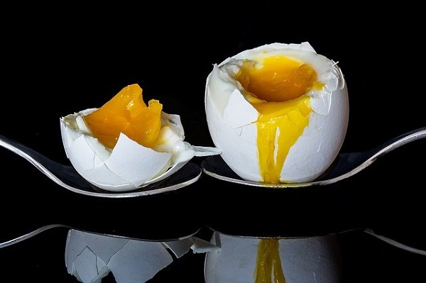 How to Boil Eggs, from Half-Cooked to Perfectly Cooked