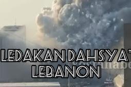 Misteri Ledakan Dahsyat Lebanon