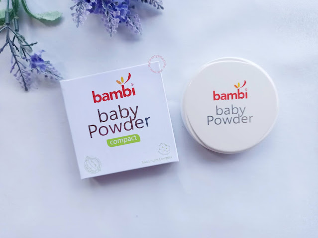 Bambi Baby Compact Powder