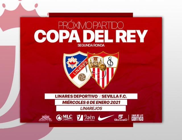 Linares Sevilla Copa