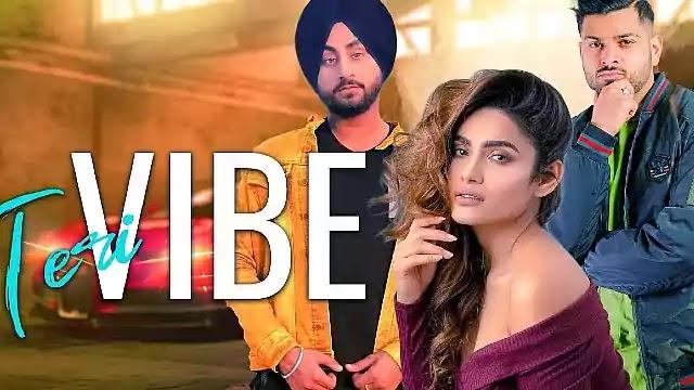 Teri-Vibe-Lyrics-Manveer-Singh