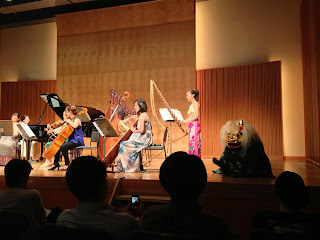 ROSCO MOTION ORCHESTRA live,ロスコモーションオーケストラ,竹生会獅子舞
